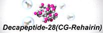 デカペプチド-28(CG-Rehairin)